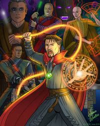 Doctor Strange Tribute