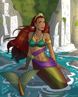 MerMay 2018 by JericaWinters