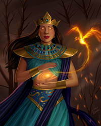 The Sorceress by JericaWinters