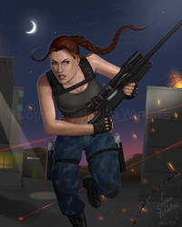 The Night Mission by JericaWinters