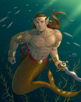 King of the Sea - MerMay Early