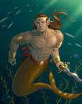 King of the Sea - MerMay Early by JericaWinters