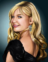 kirsten Dunst 2 by Artist-in-Despair