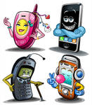Mobile Characters