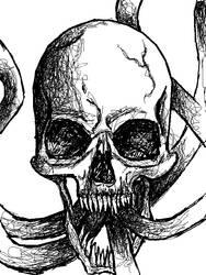 Skull by EpicStone