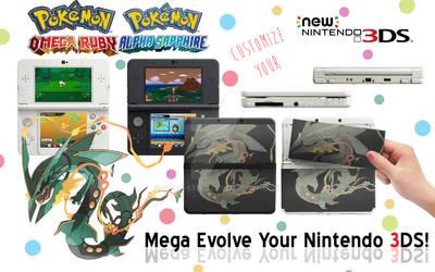 New Nintendo 3DS Rayquaza