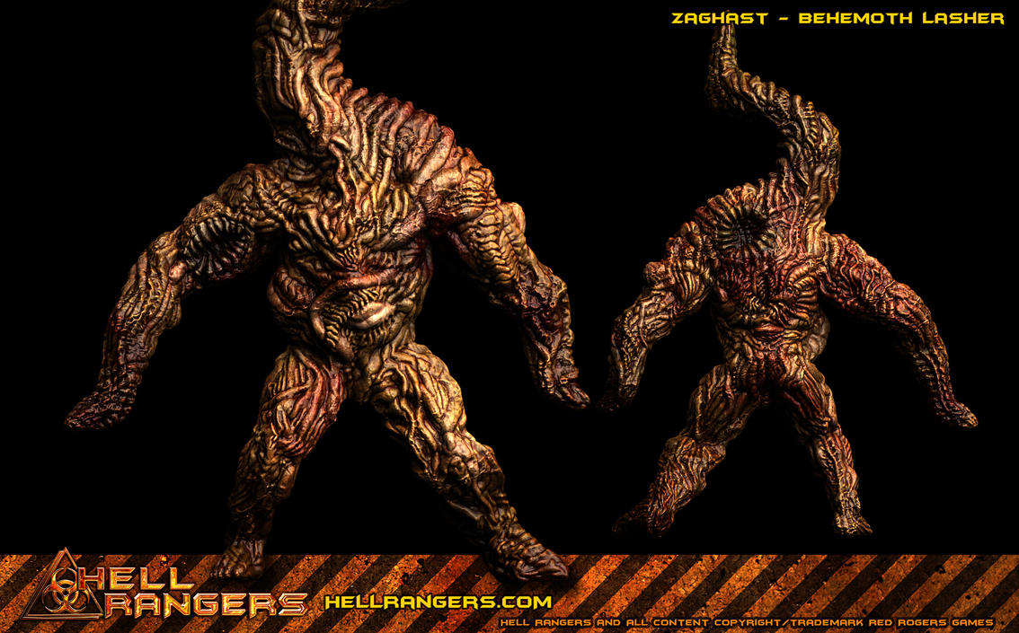 Zaghast Behemoth Lasher by Red-Rogers