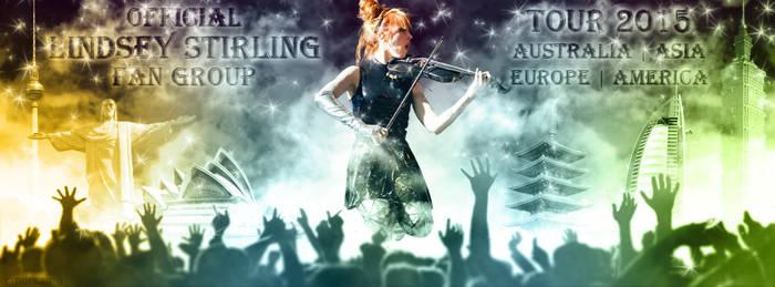 Lindsey Stirling Fan Group Tour 2015
