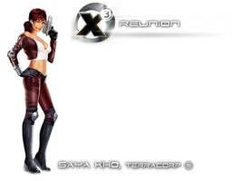 Sk X3 by cmdrsamu