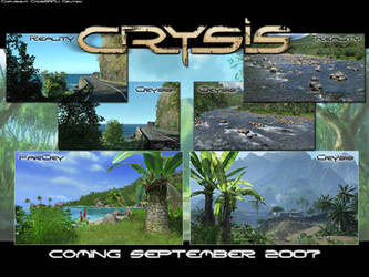 Crysis Collage by cmdrsamu