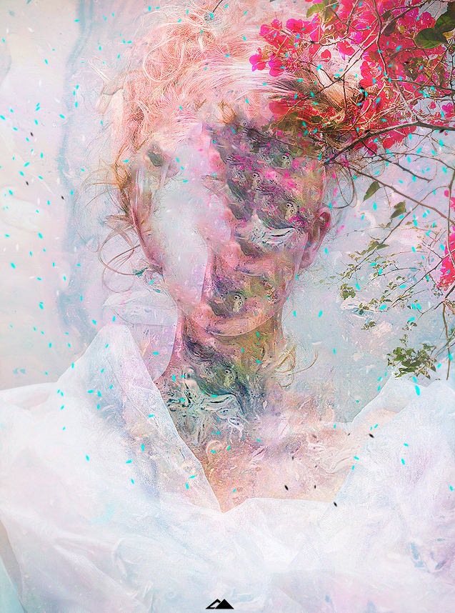 Pretty Oblivion by ANWARIKA-GFX