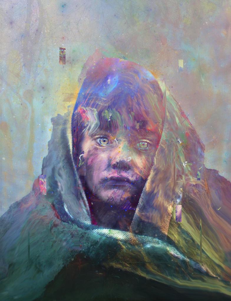 The war Child by ANWARIKA-GFX