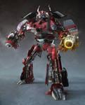 Transformer_Mini Cooper