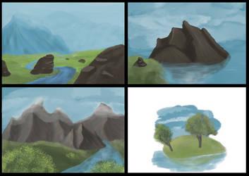 Scene Practice by Earl---Grey