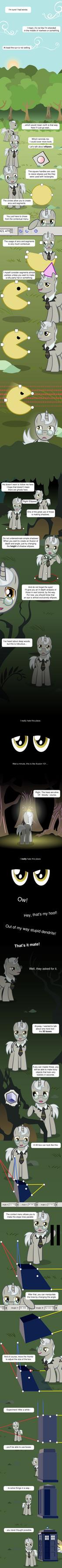 Tumblr Tutorial 2: Tools IV by MisterAibo