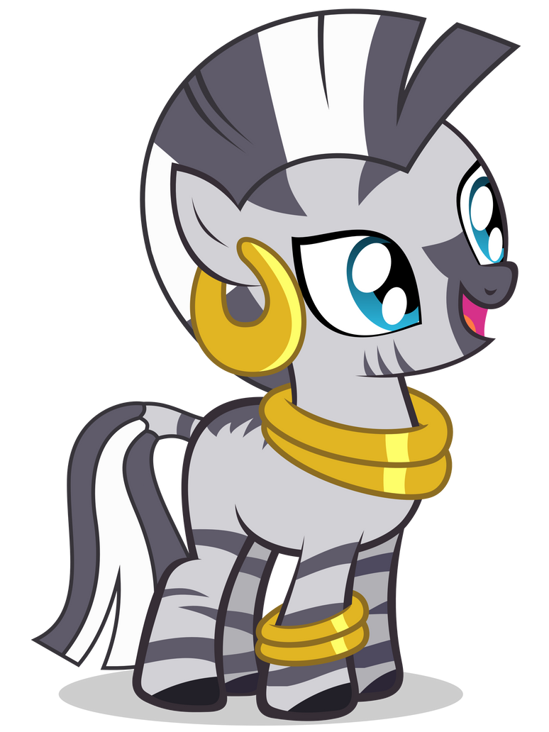 Filly Zecora