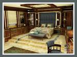 Yacht 1- master bedroom