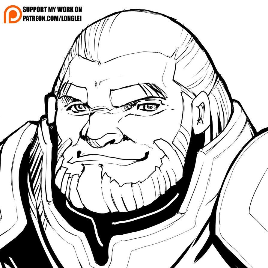 Male dwarf 01 for OL promo by longlei