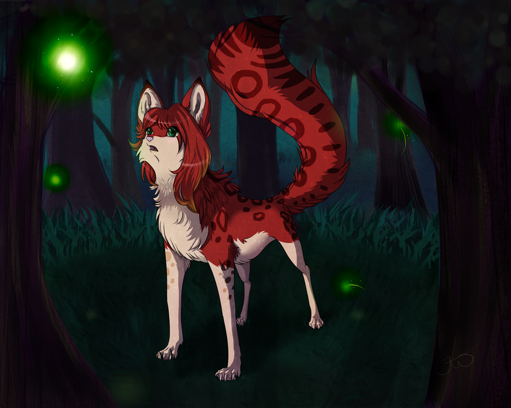 Firefly by DoragonRyu