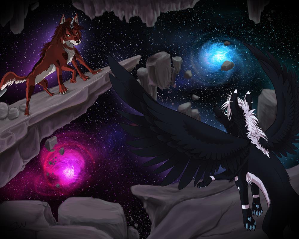 Star Knight's Ruby by DoragonRyu