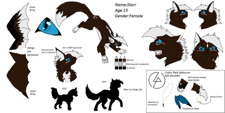 Starr Ref '12 by WolfStarr7