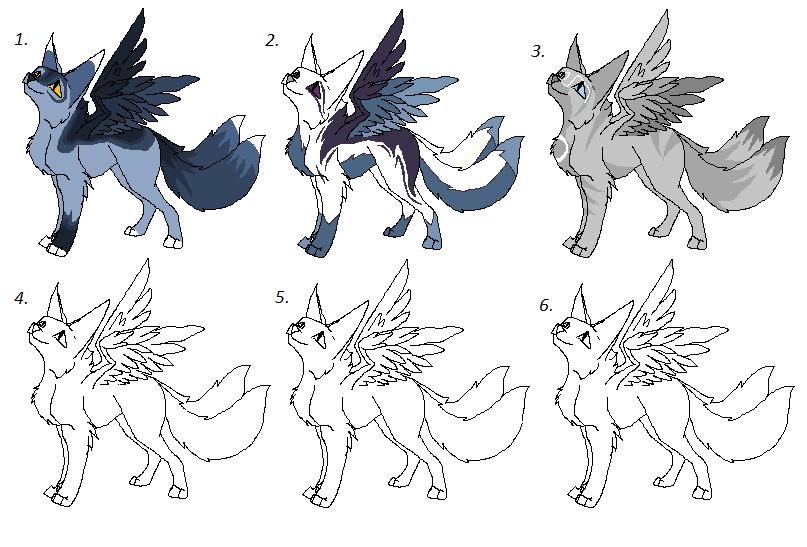Notyn Adopts 2 by WolfStarr7
