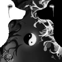 Yin and Yang by adriane98akaclover