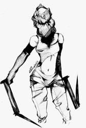 Female Missionary/Scraper Silent Hill by konantype0