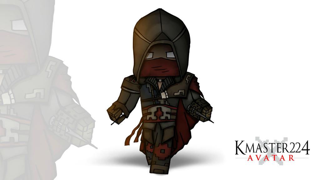 Avatar Order Minecraft Assassin By FinsGraphics On DeviantArt - Assassin skins fur minecraft