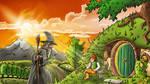 The Hobbit: An Unexpected Journey - Fanart