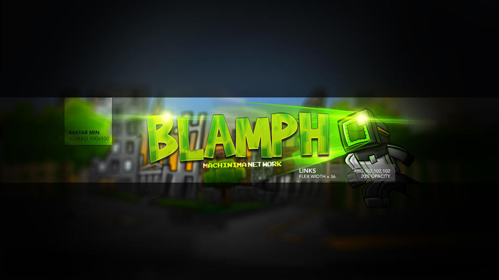 Youtube Banner Design for ThatOneTomahawk by FinsGraphics on ...