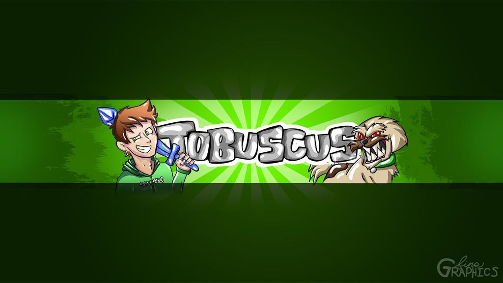 Tobuscus Youtube Banne...