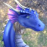 Hypnotic Dragon - Commission