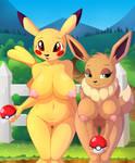 Pokemon: Let's Go! by WhitMaverick