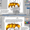 color-shading tutorial Ver.1 by WhitMaverick