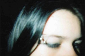 Eyebrow by sparrowdragon