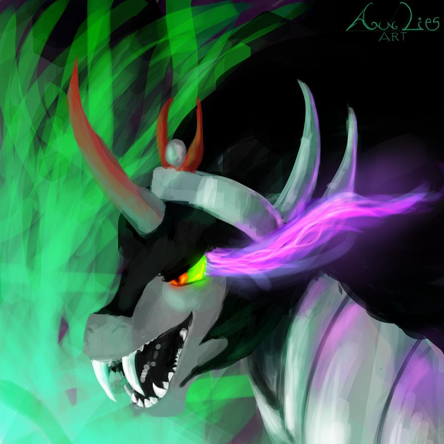 The Dark Legend... by AnnLies