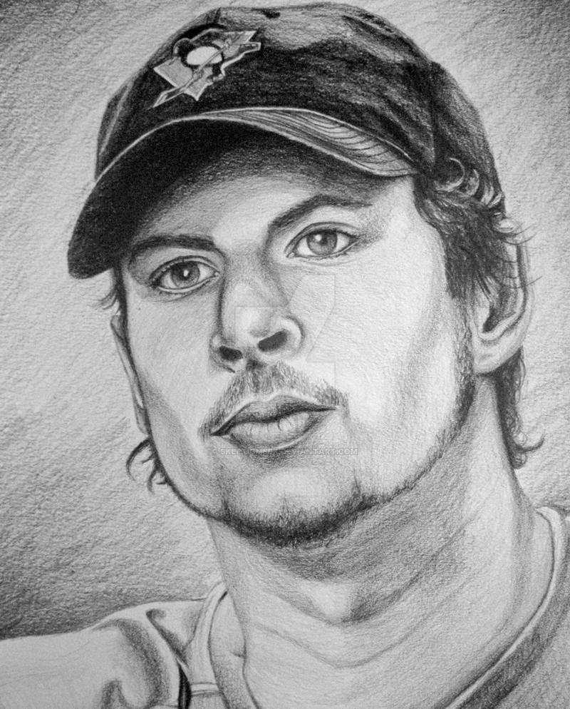 Sidney Crosby 2 by skepticmeek