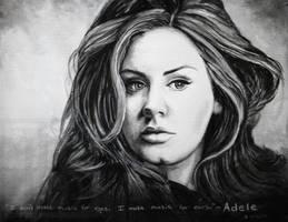 Adele by skepticmeek