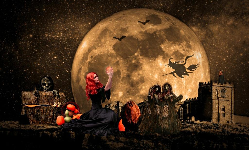 Zauberhafte Hexen by Gambathy