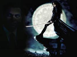 Vampire - Assamite ou Ventrue by Jiji-san