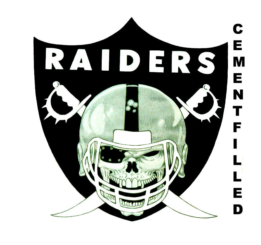 Oakland Raiders Drawings