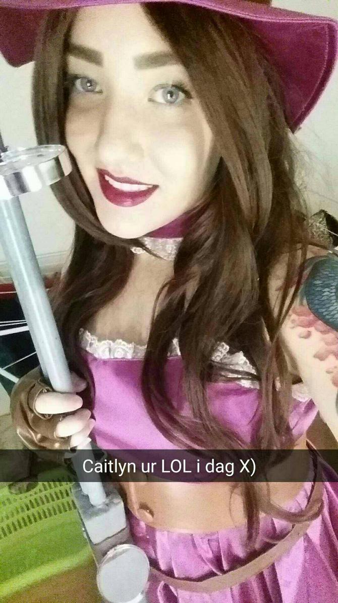 Caitlyn LOL by josy-style
