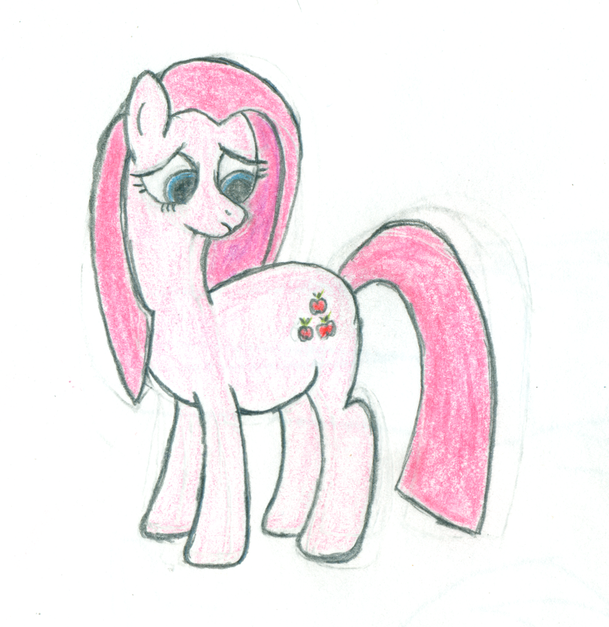sad pinkie pie coloring pages - photo#16