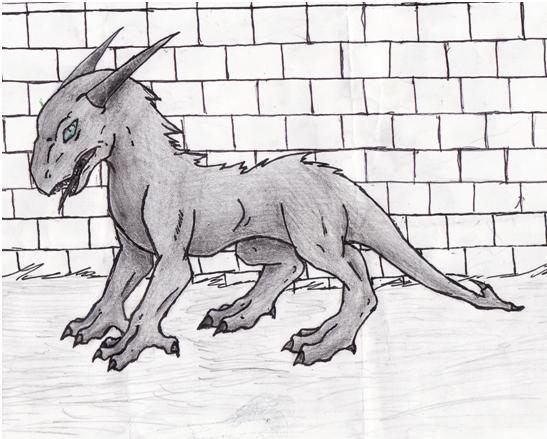 Shadow Taker by dragonfreako