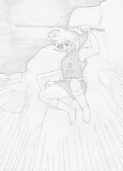 Manga Training: Charge into Glory by Septic-Art