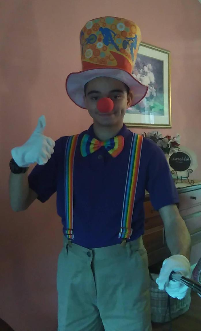 Clowning around by WesleyAbram