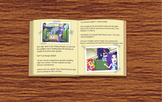 Joey's Diary Journal (stranded)