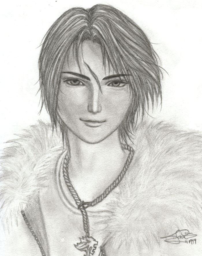 Squall by icejade