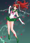 Sailor Jupiter by Dolly-wrath